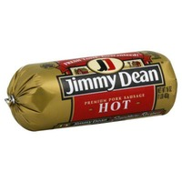 Jimmy Dean Premium Pork Sausage Hot