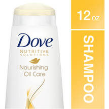 Dove Nutritive Therapy Nourishing Oil Care Shampoo