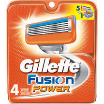 Gillette Fusion Power Refill Cartridges