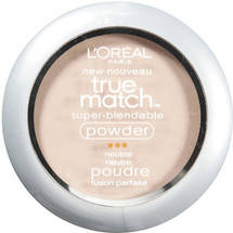 L'Oreal Paris True Match Powder Classic Ivory