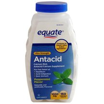 Equate Ultra Strength Antacid Chewable Tablets