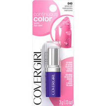 CoverGirl Continuous Color Lipstick 545 Parisian Pink