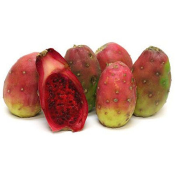 Fresh Red Cactus Pear