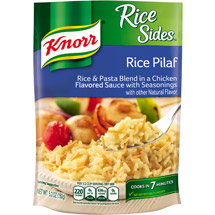 Knorr Side Dishes Rice Pilaf Rice Sides