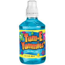 Tum-E Yummies Very Berry Blue Fruit Flavored Drink