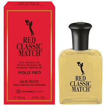 ParfumsBelcam Red Classic Match Eau de Toilette Spray