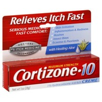 Cortizone-10 Cortizone 10 Creme Maximum Strength