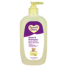 Parent;s Choice Baby Wash ; Shampoo