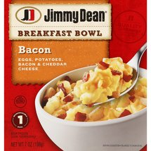 Jimmy Dean Bacon Breakfast Bowls