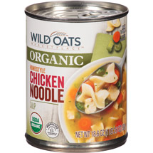 Wild Oats Marketplace Organic Homestyle Chicken Noodle Soup