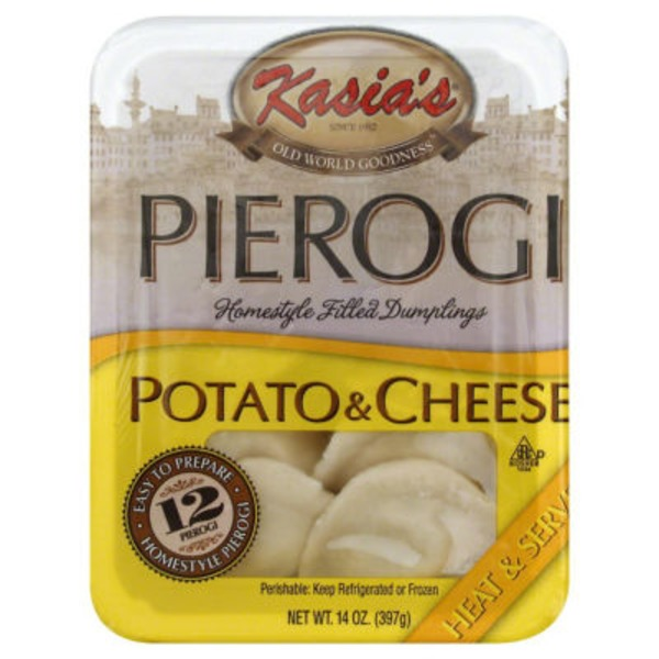 Kasia's Deli Potato & Cheese Pierogis