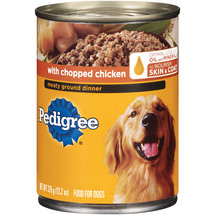 Pedigree Chopped Chicken Wet Dog Food