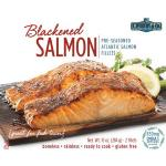C. Wirthy & Co. Blackened Salmon