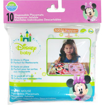Neat Solutions Disney Minnie Mouse Disposable Placemat