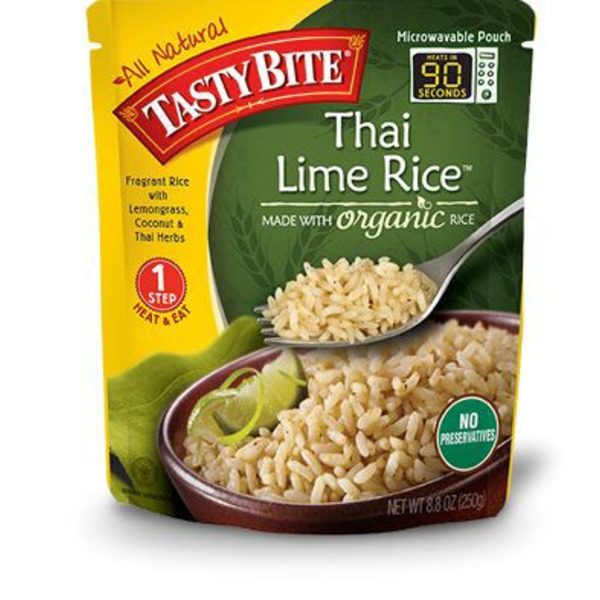 Tasty Bite Thai Lime Rice