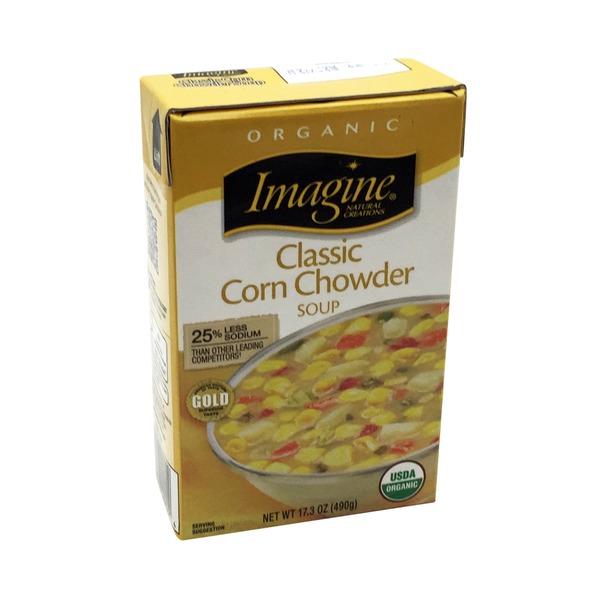 Imagine Foods Classic Corn Chowder Soup