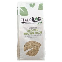 Manitou Trading Sprouted Brown Rice