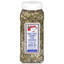 Fiesta Brand Uncle Chris' Gourmet Extra Fancy Steak Seasoning