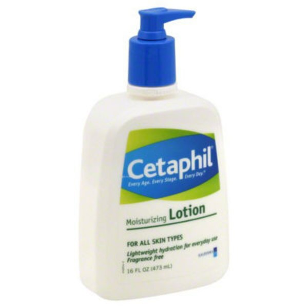 Cetaphil Body & Face Moisturizing Lotion