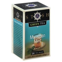 Stash Tea Moroccan Mint Green Tea Bags