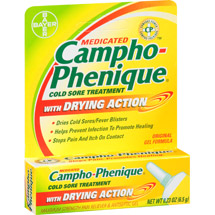 Campho-Phenique Maximum Strength Cold Sore Treatment