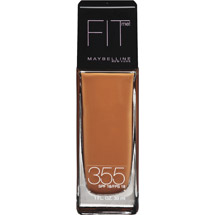 Maybelline New York Fit Me Foundation Cocont 355