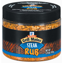 McCormick Grill Mates Steak Rub Seasoning