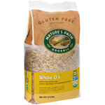 Nature's Path Organic Whole O's Cereal