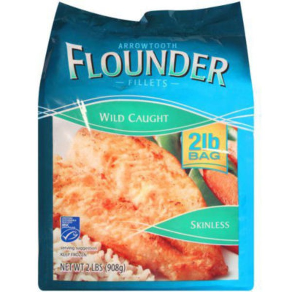 Newport Arrowtooth Flounder Fillets