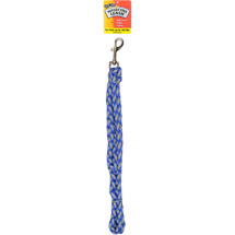 Dingo Reflective Leash Blue