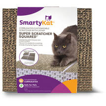 SmartyKat Superscratcher Squared