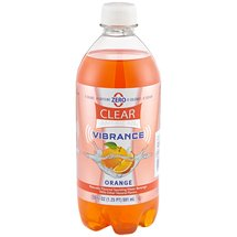 Clear American Vibrance Orange Sparkling Water