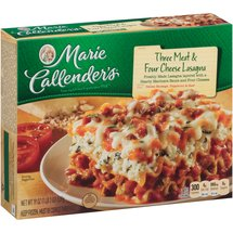 Marie Callender's Three Meat & Four Cheese Lasagna