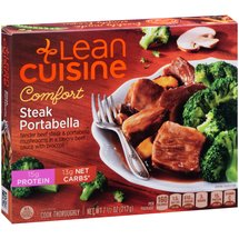 Lean Cuisine Comfort Steak Portabella