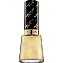 Revlon Transforming Effects Top Coat Gold Glaze