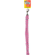 Dingo Reflective Leash Pink