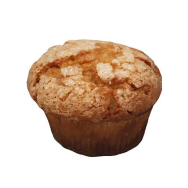 H-E-B Bakery Butter Rum Single Jumbo Muffin
