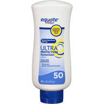 Equate Ultra Protection Sunscreen Lotion SPF 50