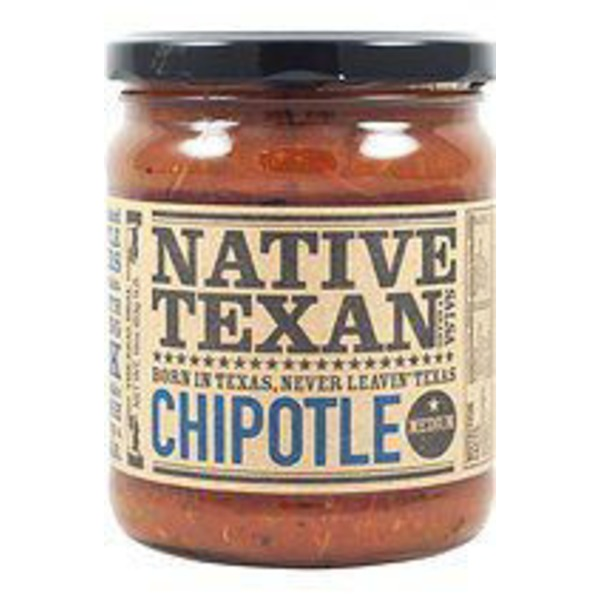 Native Texan Medium Chipotle Salsa