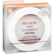 Revlon New Complexion One-Step Compact Makeup 05 Medium Beige Medium Beige