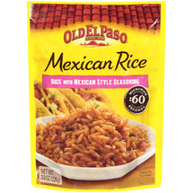 Old El Paso Mexican Rice With Mexican Style Seasoning