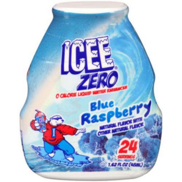 ICEE Blue Raspberry Water Enhancer