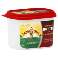Land O Lakes® Spreadable W/Canola Oil Butter