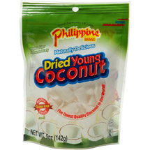 Philippine Brand Dried Young Coconut