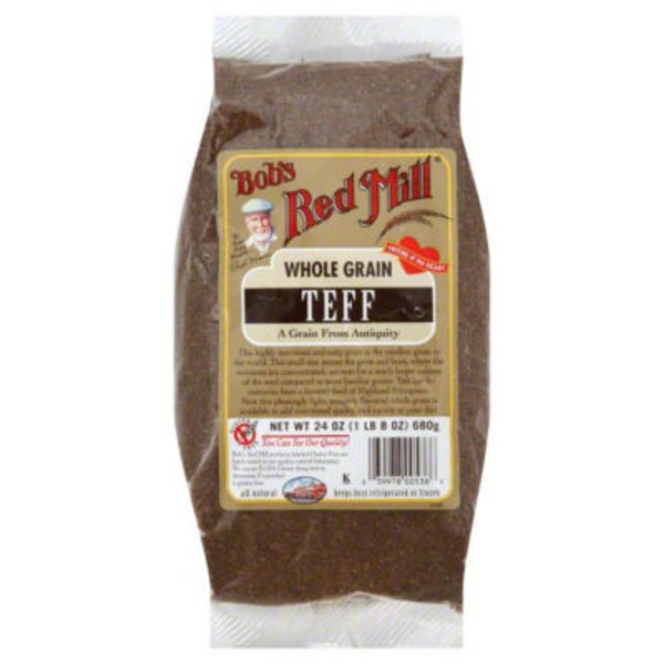 Bob's Red Mill Whole Grain Teff