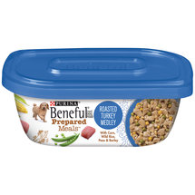 Beneful Prepared Meals Roasted Turkey Medley Dog Food Wet