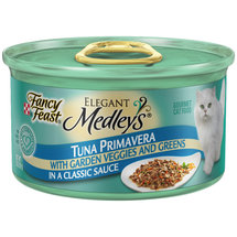 Fancy Feast Wet Cat Food Elegant Medleys Tuna Primavera