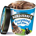 Ben & Jerry's Everything But The... 2 Twisted Ice Cream