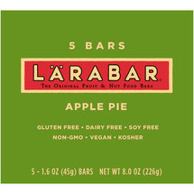 Larabar Apple Pie Fruit ; Nut Bars