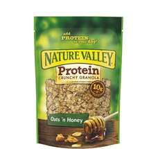 Nature Valley Oats 'n Honey Protein Granola